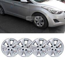 "OEM Genuine Parts 15"" Wheel Cover Silver 5hole 4p for HYUNDAI 11 - 16 Elantra MD"