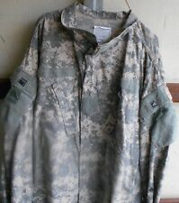 US Military Issue Multi-Cam Coat / Blouse Size Large Regular