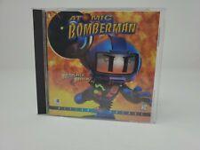 Atomic Bomberman PC Version by Interplay Good Free Shipping