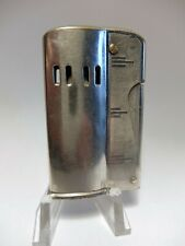 petrol Lighter 打火机 squeeze action Dubsky Colonel Austria Art Deco rare