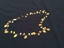 Lia Sophia Shell Dangles Kiam Necklace Nwt!