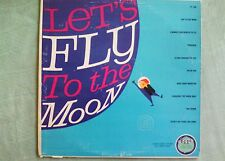 Playtime Records Let's Fly to the Moon LP Hard to Find Unique record. PT109