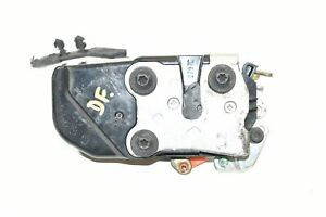 01-07 Dodge Grand Caravan Door Lock Latch Actuator Left Driver Front 02 03 04 05