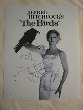 Tippi Hedren Signed THE BIRDS Classic 16x20 Photo - JSA COA - Melanie Daniels