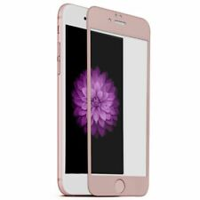 3D Full Coverage Tempered Glass Screen Protector For iPhone 6/6S Plus Rose Gold