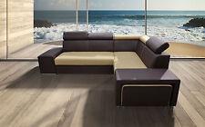 4 U Faux Leather Sofa Beds