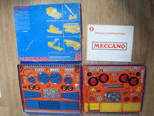 MECCANO - Boite bleue n° 8  réf  208E complète
