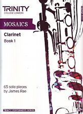 MOSAICS FOR CLARINET Book 1 Initial-Grade 5*