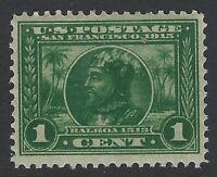 US Stamps - Scott # 397 - Mint OG Very Light Hinge                       (H-672)