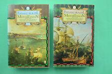 Fernand Braudel, The Mediterranean World in the Age of Philip II (Vols. 1 & 2)
