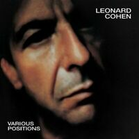 LEONARD COHEN VARIOUS POSITIONS [12/1] NEW VINYL