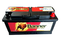 Banner Running Bull AGM 12V 105Ah 950A Autobatterie Start-Stop Caravan ≙110Ah
