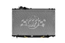 Radiator-1 Row Plastic Tank Aluminum Core CSF 2936 fits 92-00 Lexus SC300