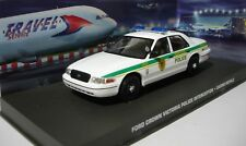 JAMES BOND CASINO ROYALE FORD CROWN VICTORIA POLICE INTERCEPTOR  1/43 Die Cast
