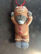 ME TO YOU TATTY TEDDY BEAR XMAS TREE HANGING DECORATION - GINGERBREAD MAN