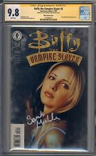 Buffy The Vampire Slayer #3 CGC SS Signed 9.8 Sarah Michelle Gellar Photo 012
