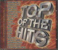 Top Of The Hits - Anggun/Paola & Chiara/Consoli/Oasis/Moby/Nek Cd Ottimo