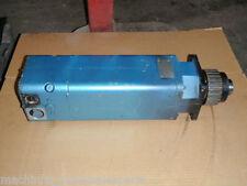 Siemens Perm Motor 1HU3078-0AC01-Z _ 1-605-4780 Plugs are cut 1HU1052-2 _ No Z #