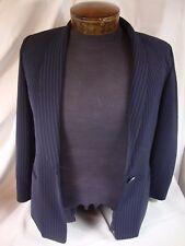 Jones New York Suit Petite Blue With Stripes 8P New
