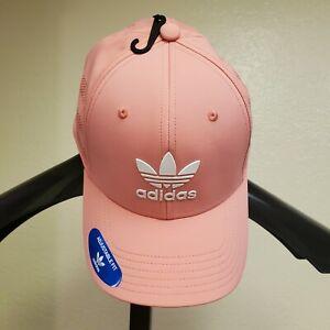 Adidas Originals Pre Hat Cap Snapback Pink/ White CM5488