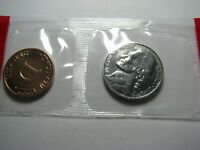 1998-D Jefferson Nickel  <> BU Nickel in the Original Mint Cello