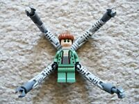 LEGO Spiderman - Rare Original Doc Ock Minifig - From 4854 - Excellent