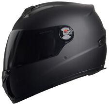 Motorradhelm Integralhelm M61 Helm Rollerhelm Sturzhelm matt schwarz S M L XL