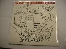 PJ HARVEY - THE HOPE SIX DEMOLITION PROJECT - LP VINYL NEW SEALED 2016
