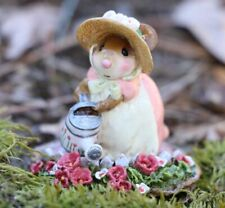 Wee Forest Folk Miniature Figurine M-637 - May Flowers