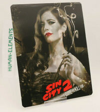 SIN CITY 2 dame to kill for Lenticular 3D Flip Magnet Cover FOR bluray steelbook