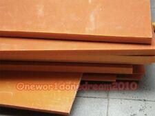 1x Bakelite Phenolic Flat Plate Sheet 5 x 300 x 300mm ( 12 inch x 12inch Width )
