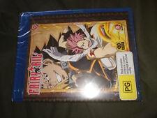 Fairy tail collection 2 Bluray Region B Anime (Aus Madman) sealed