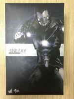 Hot Toys MMS 348 Iron Man XV 15 Sneaky Tony Stark 12 inch Action Figure USED