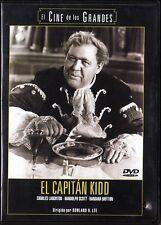 EL CAPITÁN KIDD de Rowland V. Lee. España tarifa plana envíos DVD, 5 €