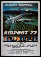 M178 Manifesto 2F Airport 77 Jack Lemmon Vaccaro Cotten Kennedy Stewart