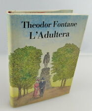 Buch: Theodor Fontane L`Adultera Verlag Neues Leben Berlin e213