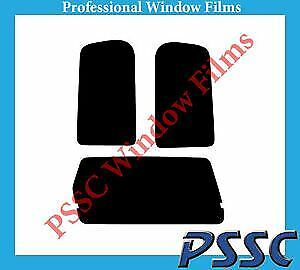 PSSC Rear Car Window Tint 98-06 Suzuki Grand Vitara 3 Door