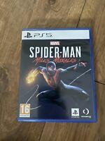 Marvel's Spider-Man: Miles Morales -- Sony PlayStation 5