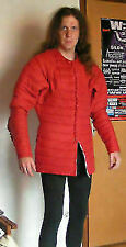 New Medieval Viking Red Gambeson Surcoat Renaissance Theater Costumes best Very