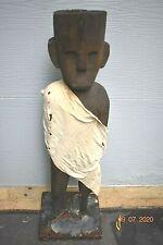 "Sale! Toraja Sulawesi Tau Tau Crypt Figure 35"" Prov"