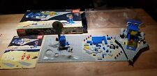 """LEGO 928 """"Space Cruiser and Moon Base"""" Classic Space 1979 set"""