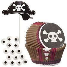 Pirate Cupcake Decorating Kit Wilton #2194 - NEW