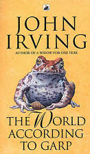 The World According To Garp, John Irving, Used; Acceptable Book