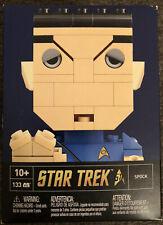 MEGA BLOKS Kubros SPOCK Star Trek Building Figure #16