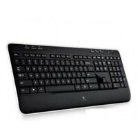 Logitech K520 Wireless Keyboard (NO RECEIVER) (IL/RT6-21014-920-002553-UG)