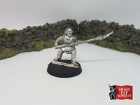 Orc Warrior - Metal Mordor Lord of the Rings Warhammer Middle Earth (Vintage)