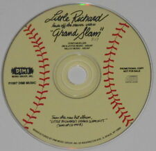 Little Richard - Grand Slam - 1997 U.S. promo cd  -Rare!