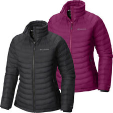 "$220 New Womens Columbia ""Rock Daisy"" Omni-Heat 700 Fill Down Winter Jacket"