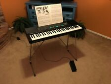 RARE VINTAGE Yamaha PSR-90 Keyboard FM Beast with AC and Manual