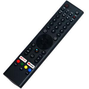 New Remote for CHANGHONG GOOGLETV CHIQ U75H9 U50H10 U55H10 U43H10 U58H10 U65H10